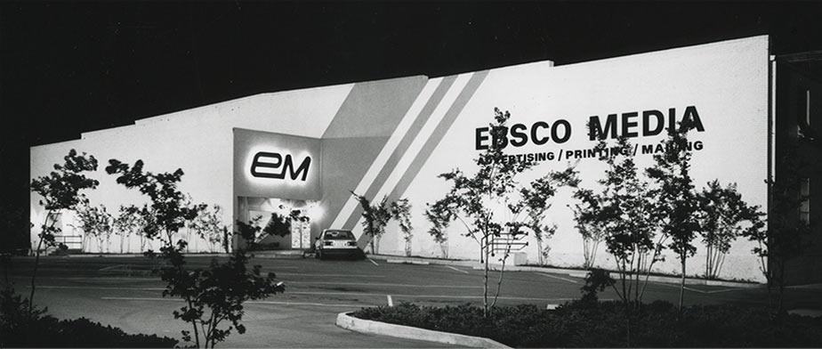 EBSCO Media Printing Plant